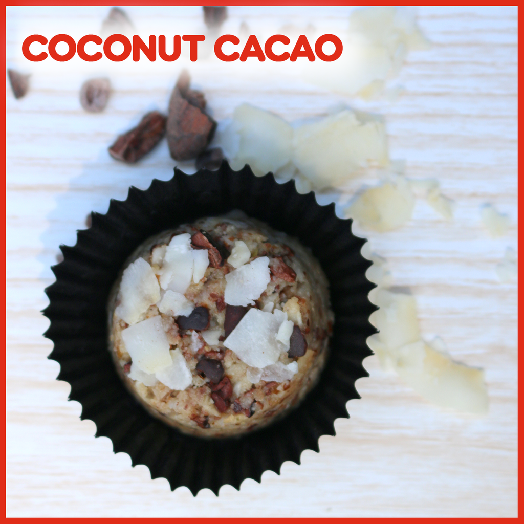 Coconut Cacao 2-Pack Box (16 Cookies)