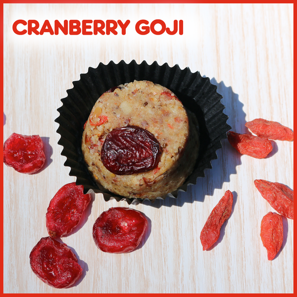 Cranberry Goji 2-Pack Box (16 Cookies)