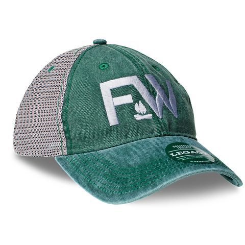 FW Legacy - Green/Gray