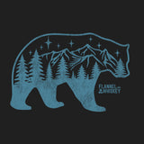 Blue Mountain Bear - Women's