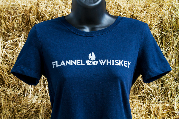 Women's Flame Logo Shirt