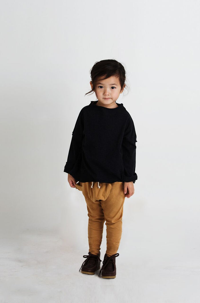 Jersey Pullover Tee - Blue Sage Baby + Kids