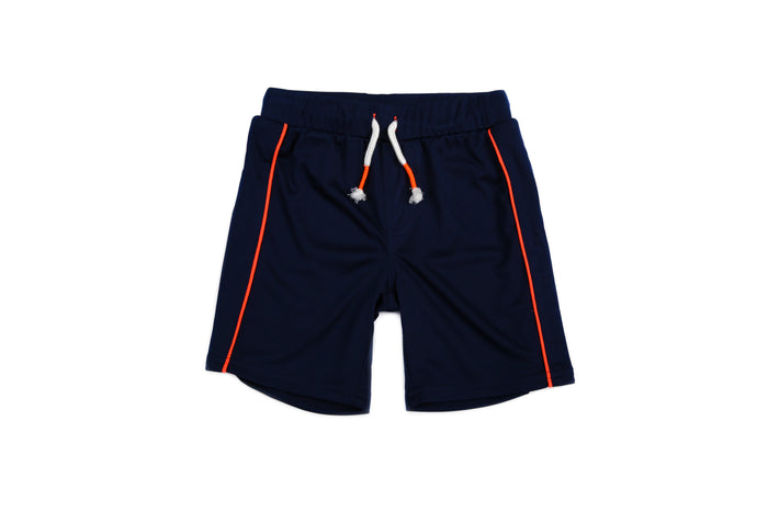 Justin Dry Fit Athletic Shorts - Blue Sage Baby + Kids