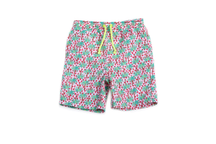Drake Swim Short - Blue Sage Baby + Kids