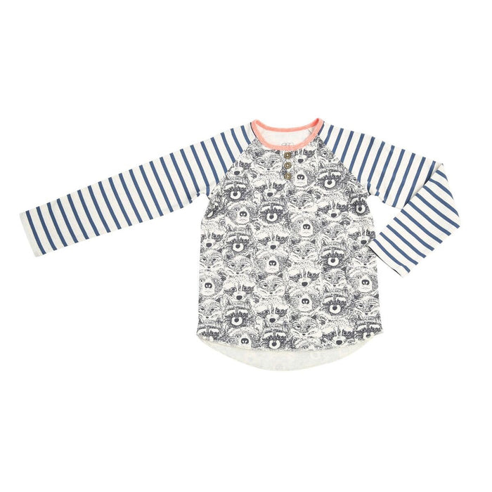 Mason Top - Blue Sage Baby + Kids