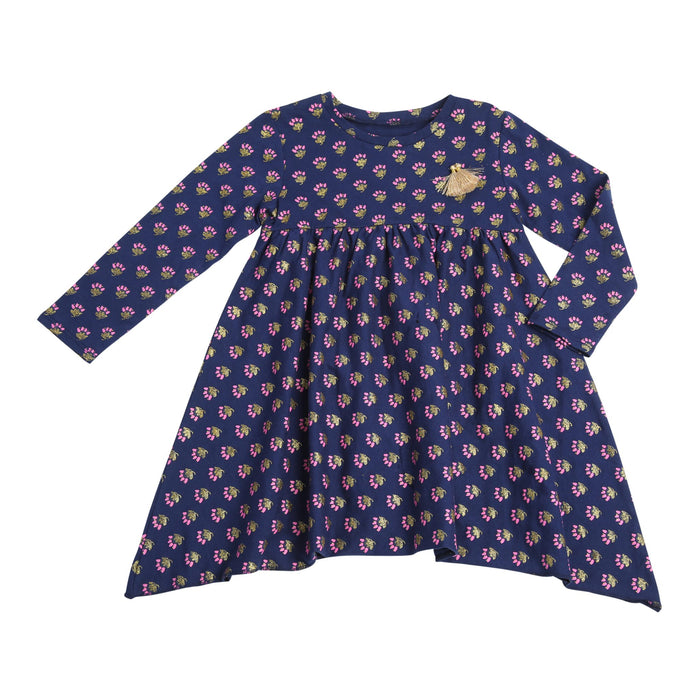 Piper Dress - Blue Sage Baby + Kids
