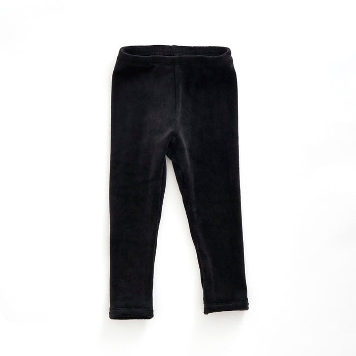 Velour Leggings - Blue Sage Baby + Kids