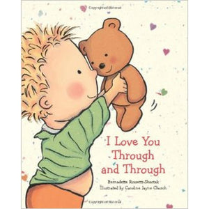 Book- I Love You Through and Through