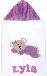 Hooded Toddler Towel - Animals (Click to See More)