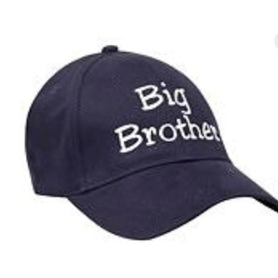 Big Brother Navy Cap