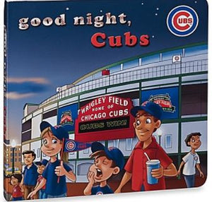 Book- Goodnight Cubs
