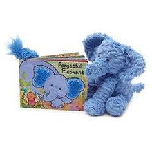 The Forgetful Elephant and matching book