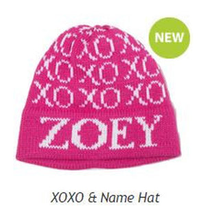 Knit Hat Beanie-Girls (click to see more)