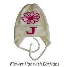 Knit Hat with Earflaps-Girls (click to see more)
