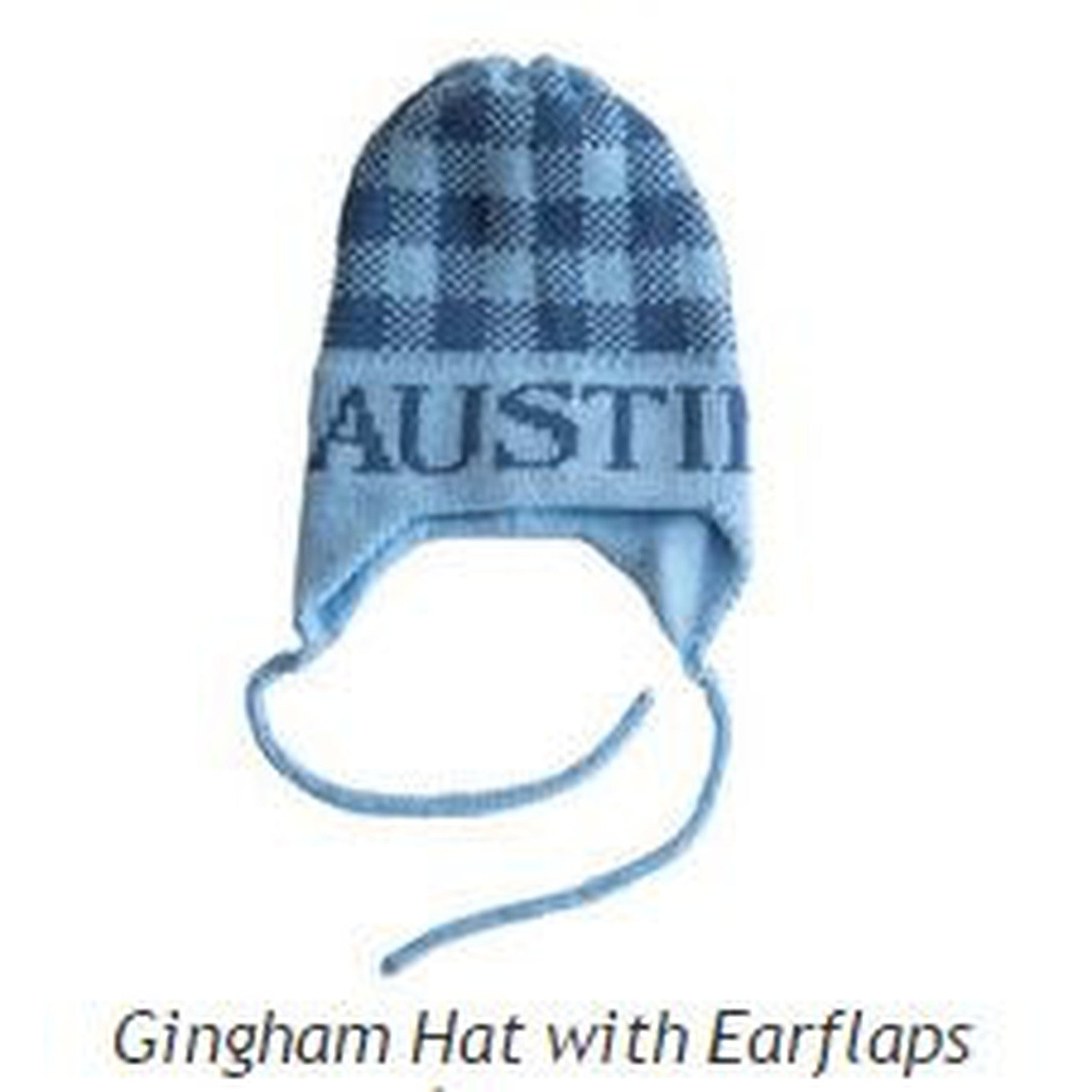 1492ee896be Knit Hat with Earflaps-Boys (click to see more) – The Present Event