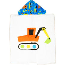 Hooded Toddler Towels-Transportation  (Click to see more)