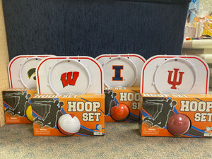 College Hoop Set