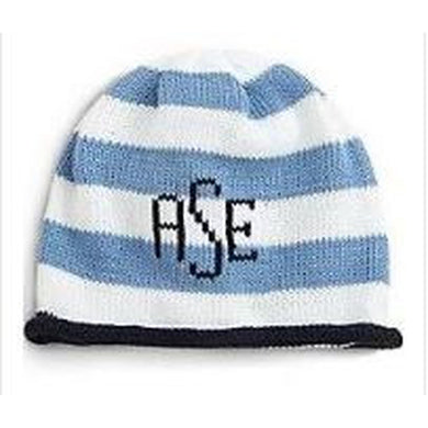 Knit Beanie Hats- 100% cotton (click to see more)