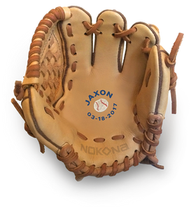 Baseball Glove-My First Nokona