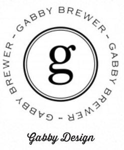 Personalized Stamper-Gabby Design