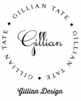 Personalized Stamper-Gillian