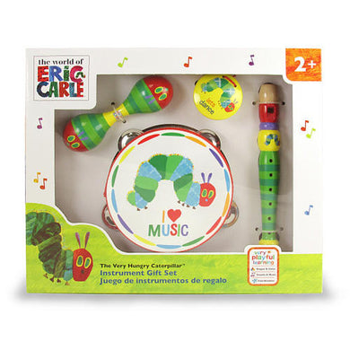 Toy- The Very Hungry Caterpillar Instrument Gift Set