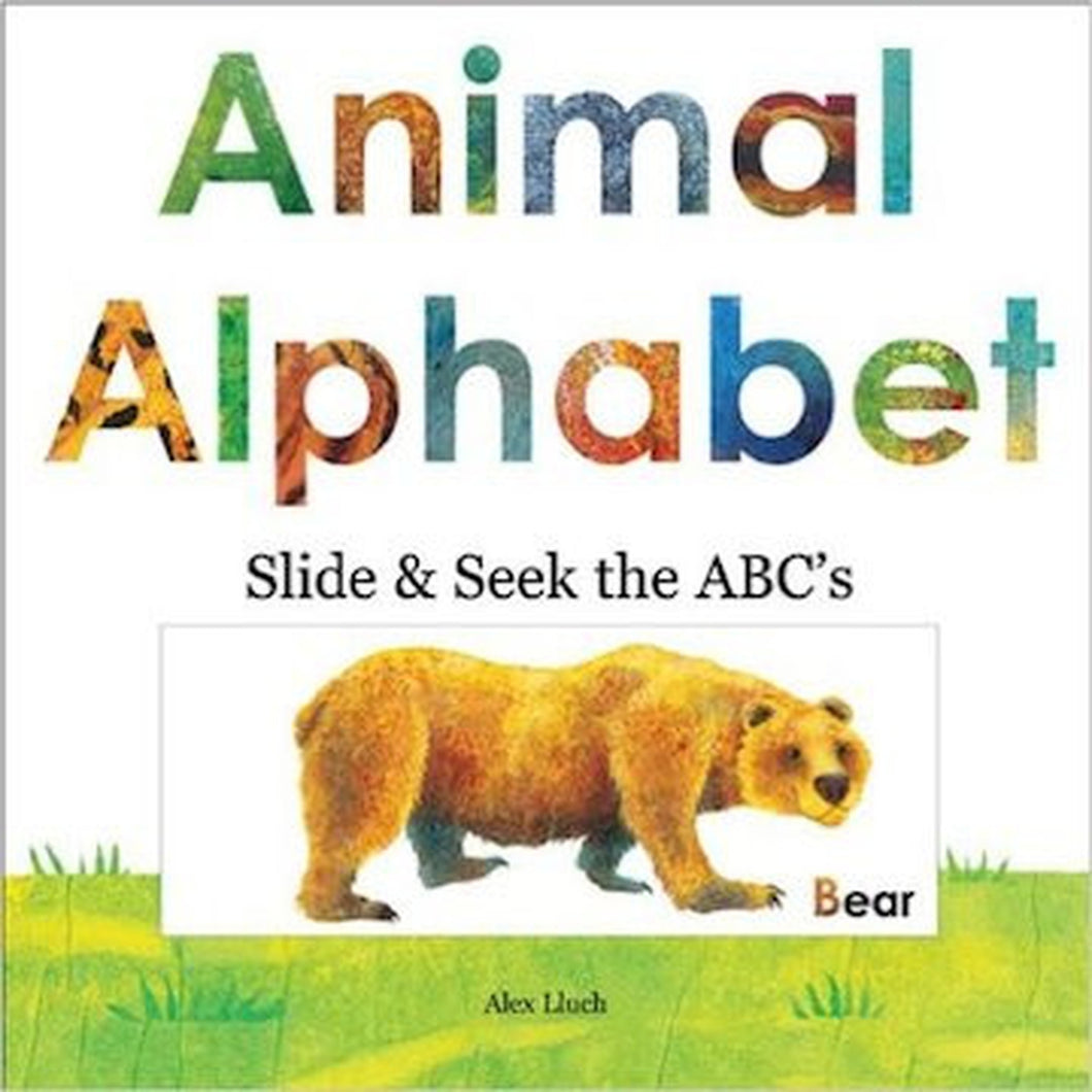 Books- Animal Alphabet/Animal Numbers