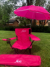 Beach/Stadium/Camp Chair for Kids-Personalized
