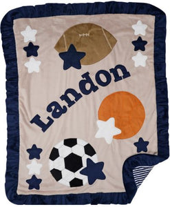 Blankets- Sports  (Click to see more)
