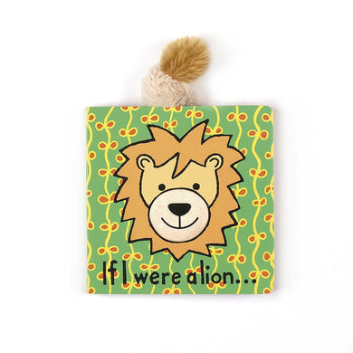 Book- If I were a Lion