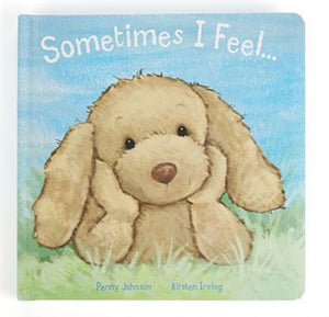 Book -Sometimes I Feel... Meet a little puppy with a lot of emotions