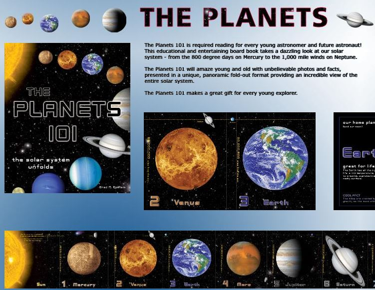 Book-The Planets