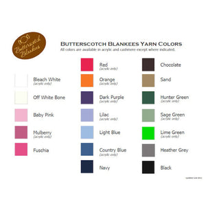 Butterscotch Blankets-Sports of All Sorts  (Click to see more)