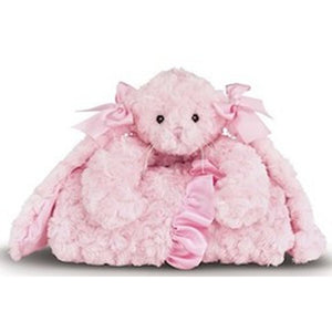 Cuddle Me Cottontail Stroller Blanket