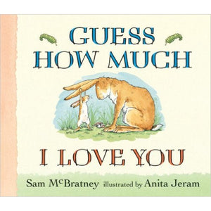 Book-Guess How Much I Love You?