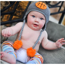 Baby Hats- Ear flap Style Sports (Click to see more)
