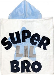 Hooded Toddler Towel - For the Boys (Click to See More)