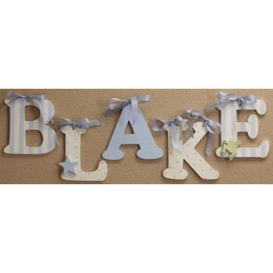Wall Letters- Blake