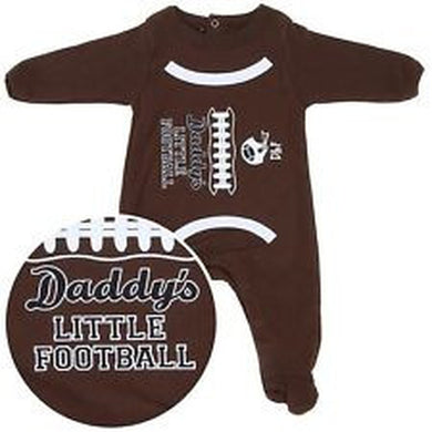 Onesie - Long Sleeve Football