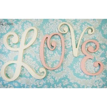 Wall Letters-Love