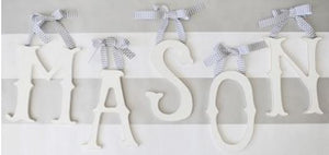 Wall Letters-Storybook Style