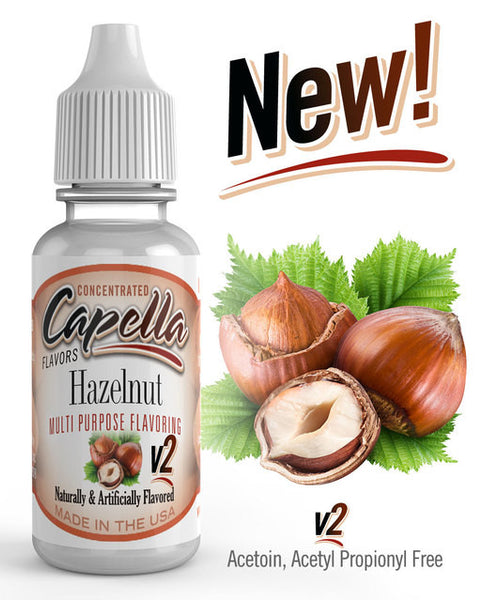 Hazelnut (v2) 10ml