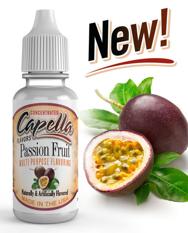 Passion Fruit 10ml