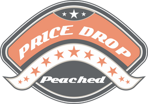 Price Drop - Peached