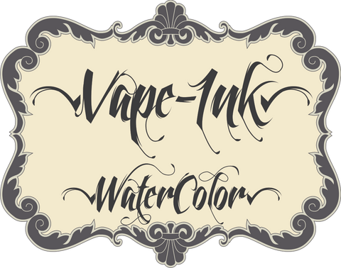 Vape Ink - Watercolor