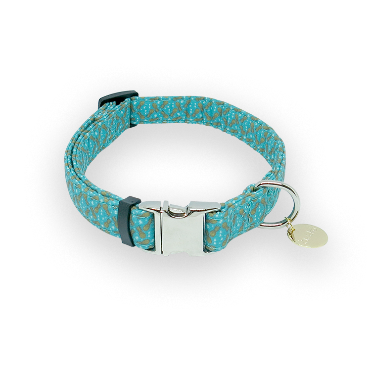inooko - Collier pour chiens motif ananas