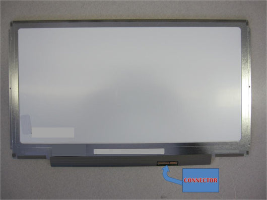 13.3' WXGA Glossy LED Screen For Dell 00WVM