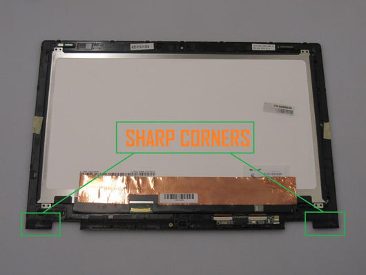 1920*1080 LCD Display Touch Assembly Replacement For Dell Inspiron 13 7347 7348