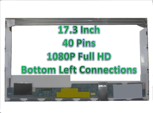 Samsung NP550P7C-S0BDE 17.3' WUXGA HD LED LCD replacement