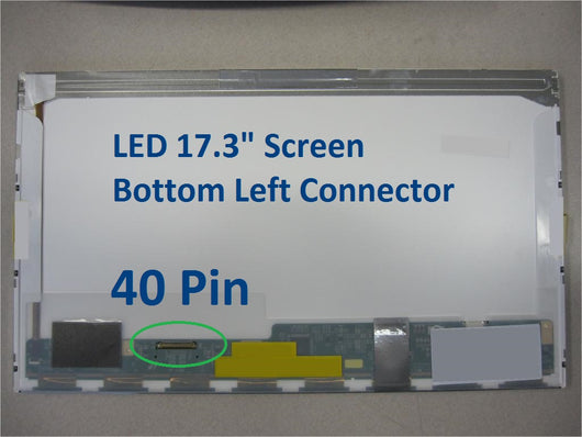 17.3' WXGA++ LED LCD Screen Display for HP Pavilion G72-B60US & G72-B66US